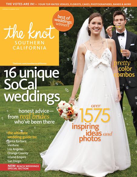 Vibiana Wedding Photographer Knot Magazine
