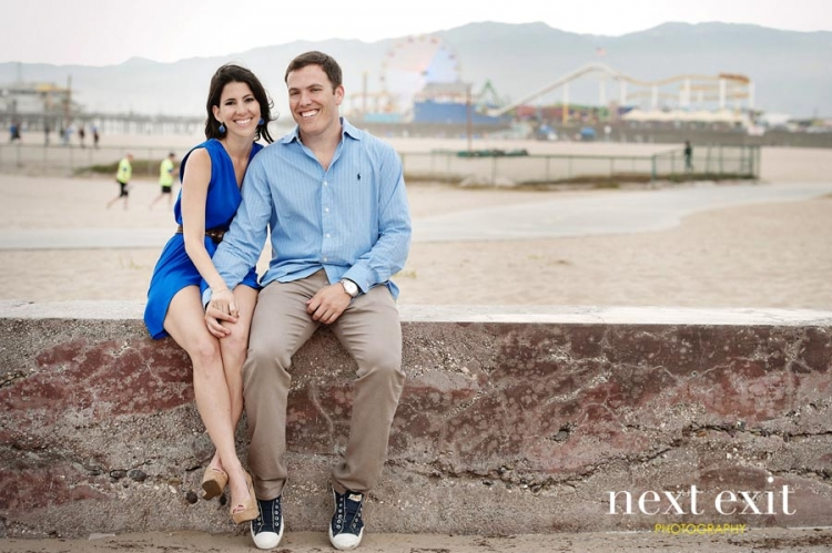 Los Angeles Wedding Photography, Santa Monica Wedding Photography, Beach Engagement Session